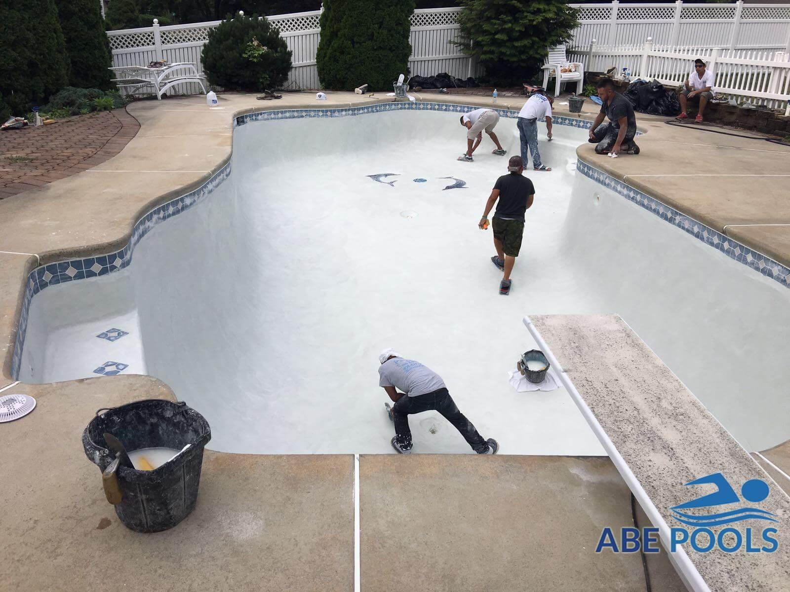Pool Resurfacing: Concrete Pool Renovation - Pool Repair Service