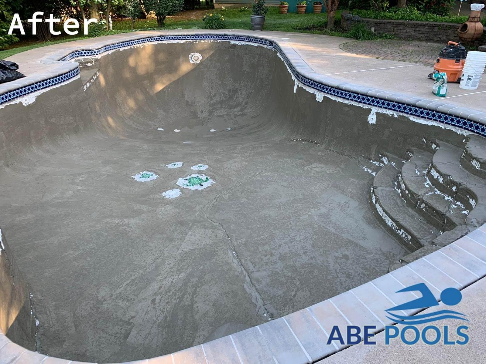 Concrete Pool Renovation